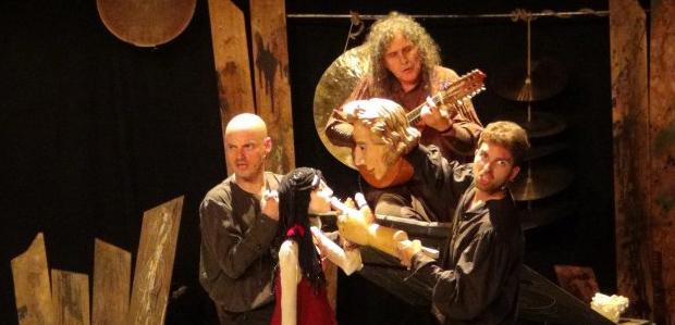 El Comte Arnau (Teatre de l'Aurora) portada