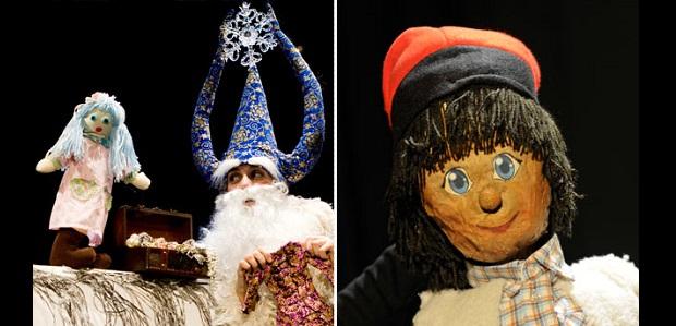 Contes de Nadal de les germanes Baldufa