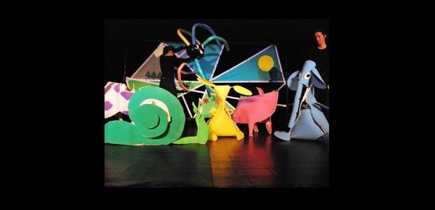 L'elefant i l'aranya (Teatre Imaginari)