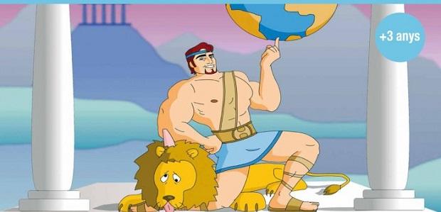 Les aventures d'Hercules (Cia Maremagnum)