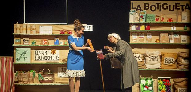Reportatge tanaka teatre treu al mercat la botigueta - La botigueta ...