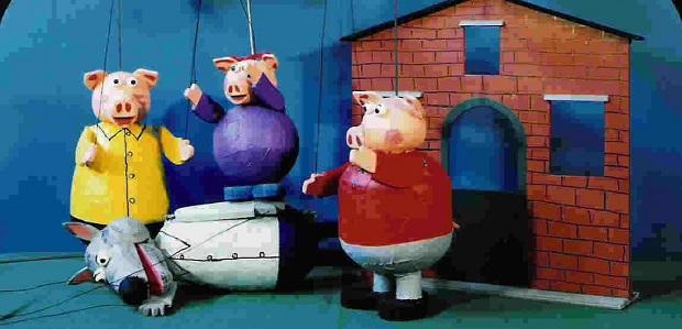 Dos Porquets i Una Porqueta