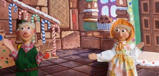 Hansel i Gretel i la caseta de xocolata (Titelles Sebastia Verges)