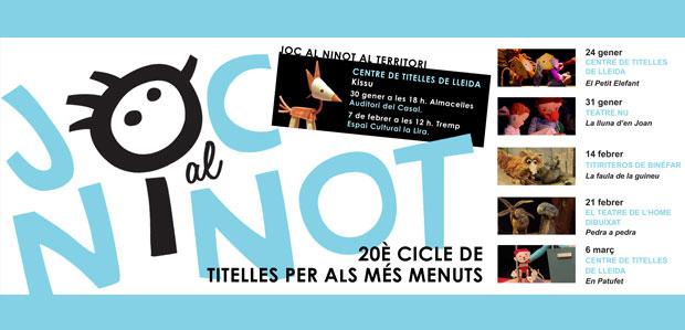 Cartell Joc al Ninot 2016