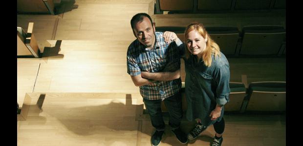 Oriol Ferre i Elisabet Vallvé, Fira Titelles Lleida