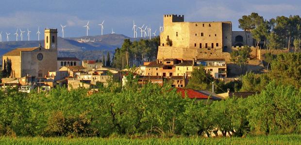 Castell de Sant Martí de Tous