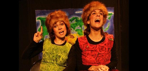 Contes del mon de les germanes Baldufa (Tanaka Teatre)