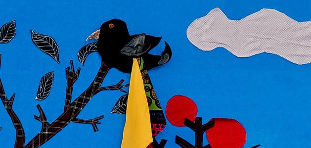 L'ocell d'argent (Cia Bufanuvols)