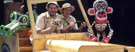 Safari. Companyia de Comediants La Baldufa