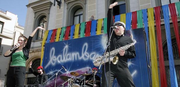 Balambambú - UAU! Festa Major de Santa Coloma de Gramenet