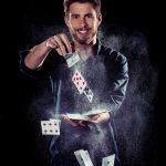 Mr. Magic (Txema Magic) 1 ok
