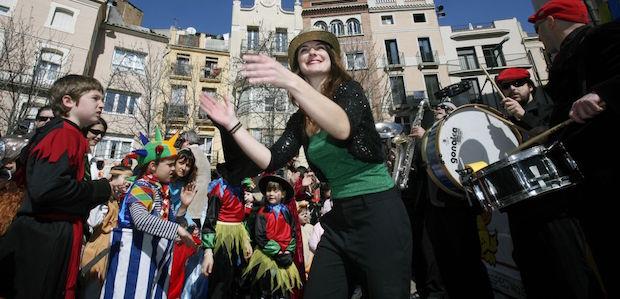 La Harpo's Band surt al carrer! - Fira del Vi del Bages