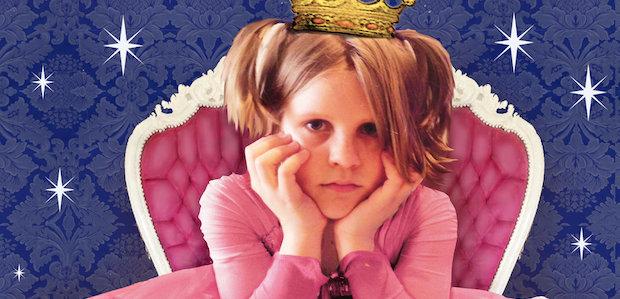 Hi ha res més avorrit que ser una princesa rosa?