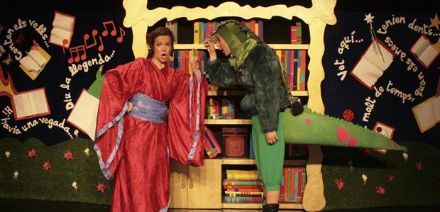 Un món (i un munt!) de dracs (Tanaka Teatre)