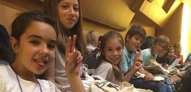 Jurat infantil Fira de Teatre de Titelles de Lleida 2017