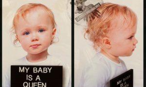 My baby is a queen (La petita malumaluga) portada ok