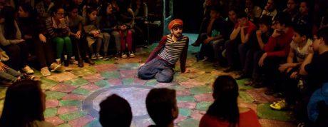 Momo (versió lliure de Michael Ende) (Cia. de Teatre Anna Roca)
