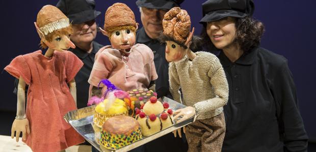'La pastissera i els follets'(Estaquirot Teatre)