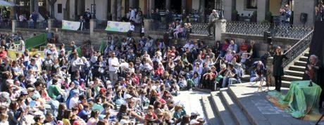 Festival de Titelles de Barcelona al Poble Espanyol