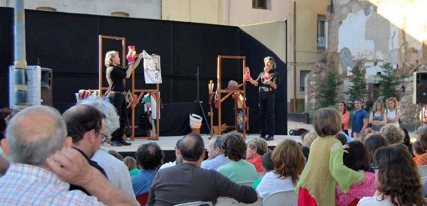 Festival de Titelles Romà Martí