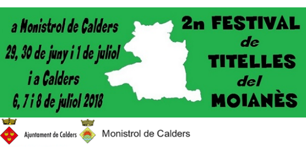 Festival de Titelles del Moianès