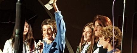 Premi Jurat Infantil Xirriquiteula Laika 2018