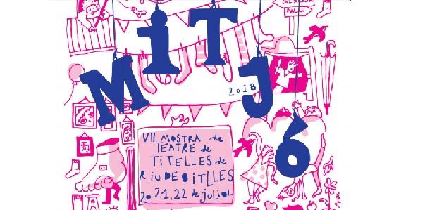Mitjó - Mostra de teatre de titelles de Riudebitlles