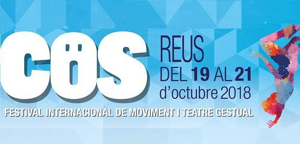 COS 2018 - XXI Festival Internacional de Moviment i Teatre Gestual de Reus