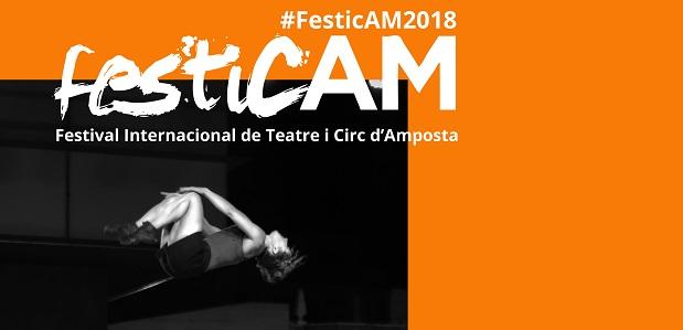 V FesticAM - Festival Internacional de Teatre i Circ d'Amposta