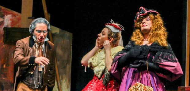 Un conte de nadal - Viu el Teatre (Destacada)