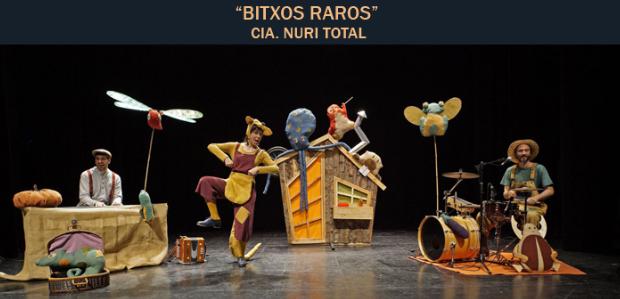 Bitxos Raros