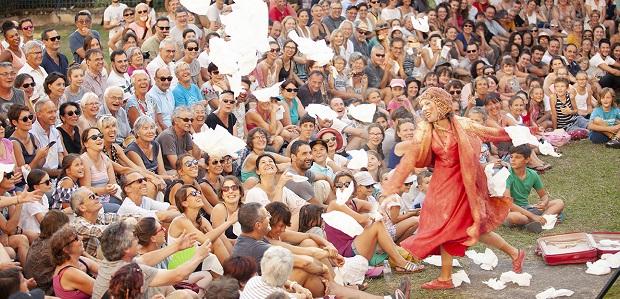 Rojo - Festival de Pallassos Calldeclowns