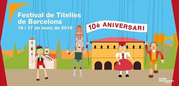 10è Festival de Titelles de Barcelona