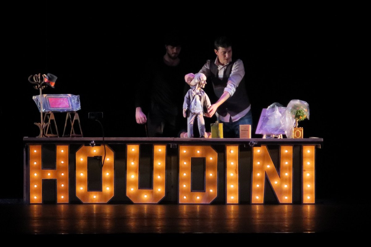El misterioso caso de Houdini y la habitación cerrada