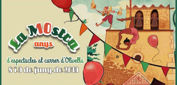 La Mostra d'espectacles al carrer d'Olivella