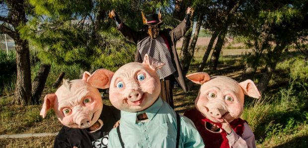 Pigs - Fira Titelles 2021