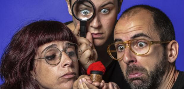 En Patufet (i els seus pares) - Fira Mediterrània 2019