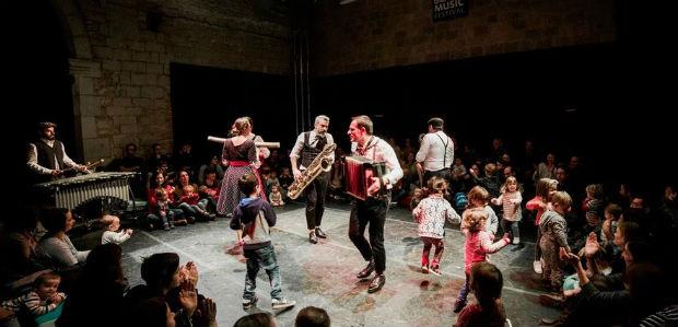 Musicals pels més menuts - El Més Petit de Tots