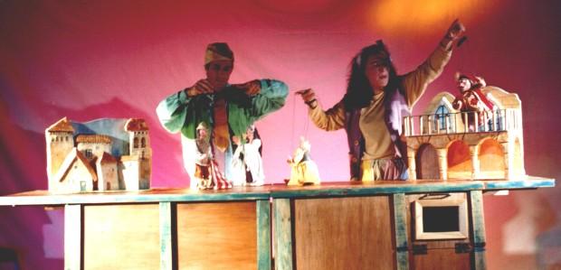 Ai, la farina! - Festival de Titelles de Moià