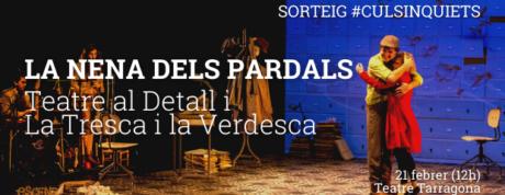 210211 Sorteig Nena Pardals Teatre al Detall i Tresca