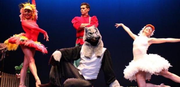 El Trapella Pere i el llop